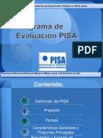 Examen PISA