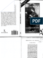 Octavio Paz Los Hijos Del Limo Completo