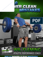 Top-10-Power-Clean-Mistakes