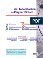 Tutorial Laboratorium NetSupport School
