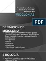 clonusmioclonuspolimioclonus-