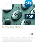 Citi GPS - Global mobile payments study