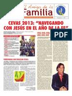 EL AMIGO DE LA FAMILIA - DOMINGO 13 DE ENERO 2013