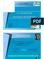 Marketing International GPE