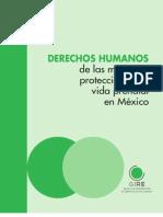 Derechos humanos de las mujeres y protección de la vida prenatal en México