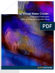 The Virtual Water Cooler