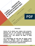 P.P. DETERGENTE SINTÉTICO Met. de Mezcla seca expoc