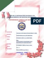 ACTUACIÓN DE AUDITORES EN EL PRESUPUESTO PARTICIPATIVO