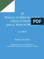Manual y Doce Conceptos