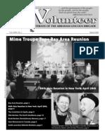 The Volunteer, March 2002