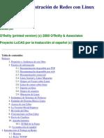 Linux - Guia de Administracion de Redes