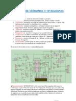 Contador de Kilometros y Revoluciones PDF