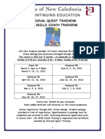 Certified Life Skills Coach - 2012 Package