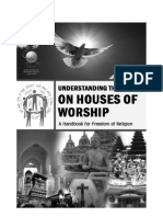 The Indonesia Policy on Houses of Worship