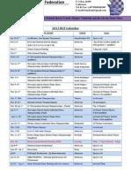 2013 schedule bcf final1
