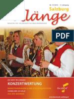 Salzburg Klänge 1/2010 - Ausgabe 17