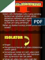 Sistem Isolasi _ Beban Refrigerasi