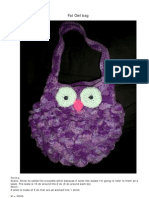 Fat Owl bag