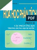 Hóa học phân tích