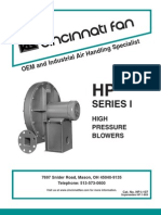 High Pressure Blowers 1