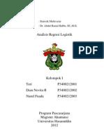 Tugas 3 (Analisis Regresi Logistik)