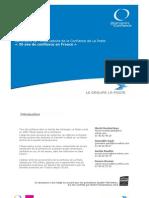 Observatoire de la confiance - janvier 2013