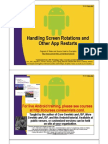 Android Rotations