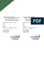 88856449 Surat Dokter