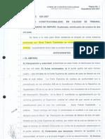 Sentencia Exp 829-07 Soria Toledo