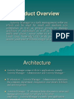 ERP activity manager