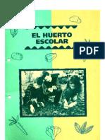Libro Del Huerto Escolar I