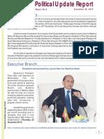 Political Update Report No 9