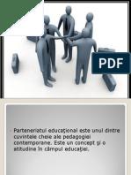 Dimensiunile parteneriatelor educationale