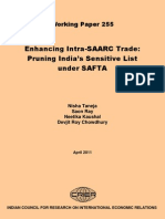 Pruning India's Sensitive LIst