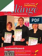 Salzburg Klänge 2/2008 - Ausgabe 14