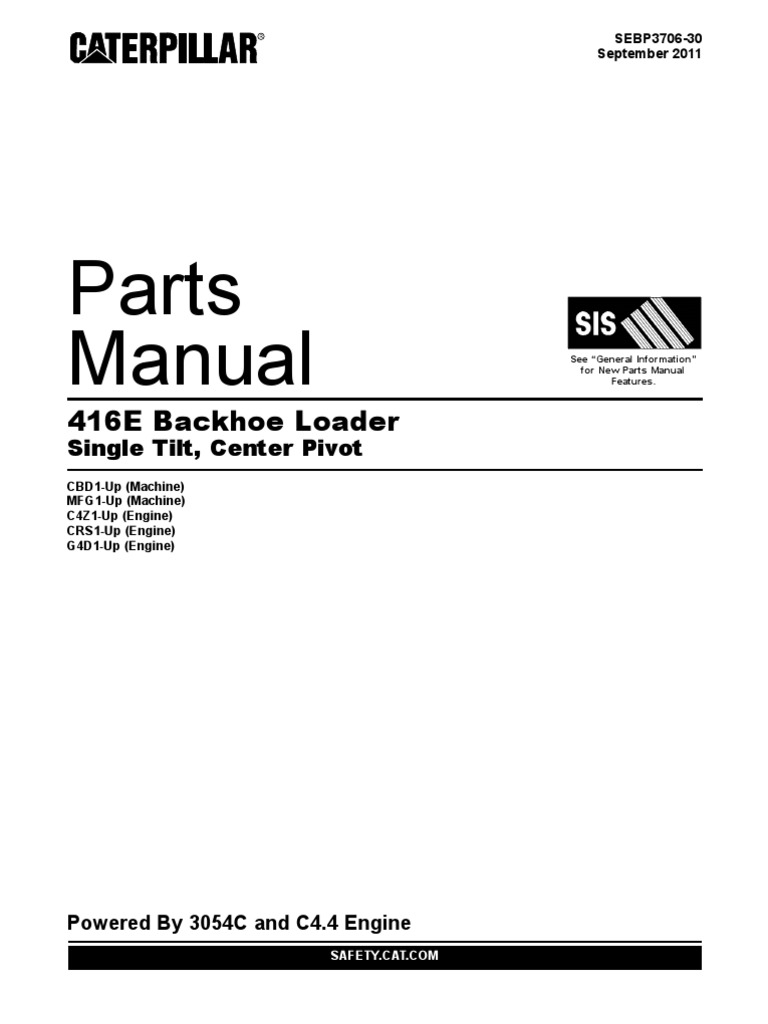 1508461546 caterpillar 416e parts manual 416e backhoe loader cat 426b backhoe wiring diagram at crackthecode.co