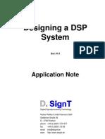 dsp system design