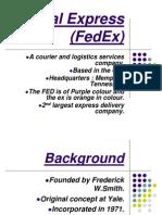 Federal Express (FedEx)