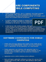Hardware Components for Mobile Computing