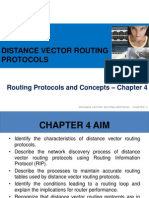 Chapter 4 Distance Vector Protocols