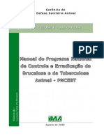 Manual Brucelose e Tuberculose