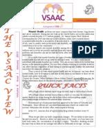 VSAAC Newsletter January 2013