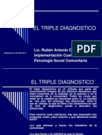 Triple Diagnostico