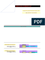 Drilling Formulae