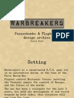 The Art of Warbreakers
