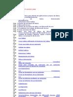 curso de access 2000