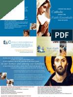 Catholic Faith Essentials Brochure