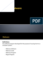 Chapter 11 Malware