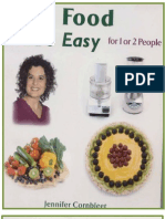 PDF-Raw Food Made Easy-Recipe Book