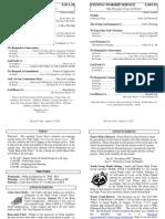 Cedar Bulletin Page - 01-13-13